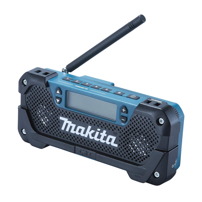 崇拝する小数ルネッサンスマキタ 充電式ラジオ MR052 バッテリ?充電器別売