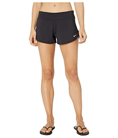 Nike Essential Cover-Up Shorts (Black) Women