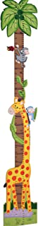 Fantasy Fields - Sunny Safari Animals Thematic Kids Wooden Growth Chart | Imagination Inspiring Hand Painted Details | Non...