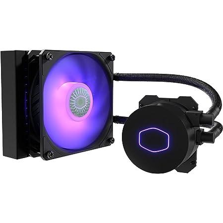 Cooler Master MasterLiquid ML120L V2 RGB 簡易水冷CPUクーラー MLW-D12M-A18PC-R2 FN1400