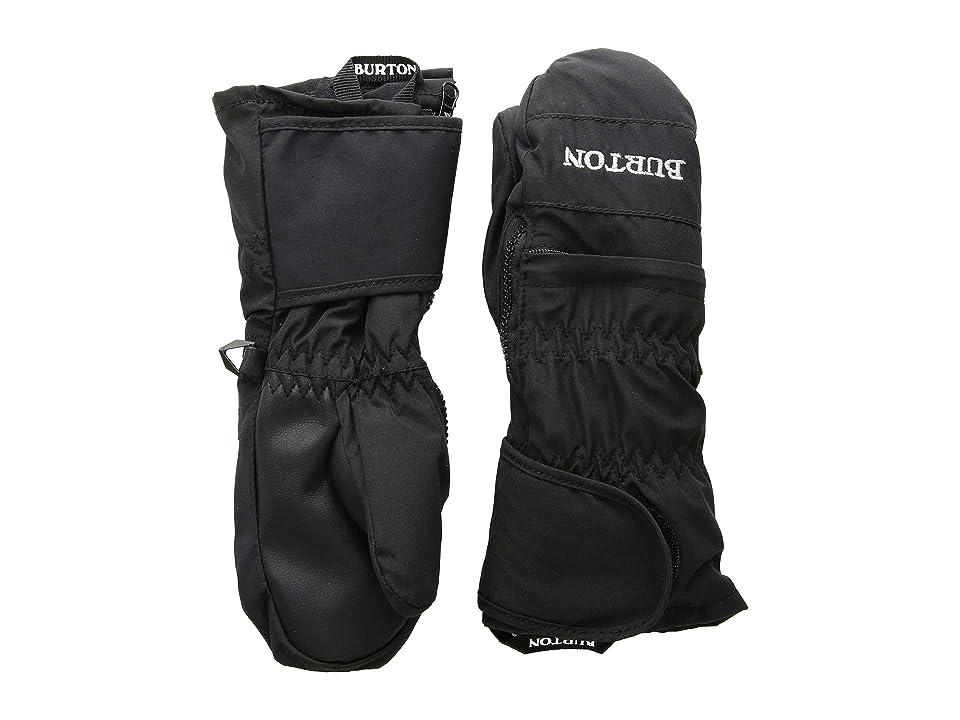 Burton Kids Minishred Mitt (Toddler) (True Black 1) Snowboard Gloves