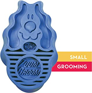 KONG ZoomGroom, Dog Grooming Brush, Small