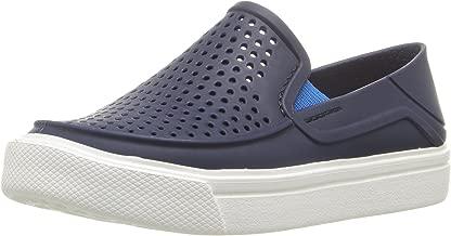 Crocs Kids' CitiLane Roka Slip-On Sneaker
