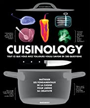 Cuisinology (Cuisine) (French Edition): 31653