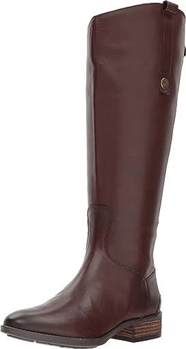 Sam Edelman Prina Wide Calf Leather