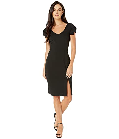 Trina Turk Tine Dress (Black) Women