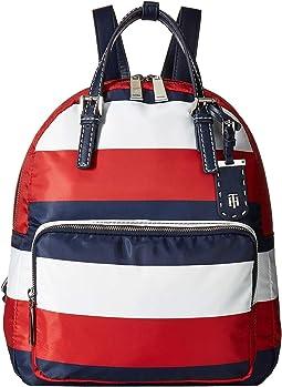 Julia Double Handle Backpack