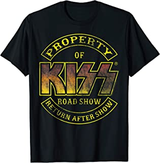 KISS - Property of KISS T-Shirt