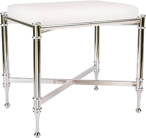Taymor 02 D8091L Large Estate Vanity Bench 13 5 X 28 X 16 5