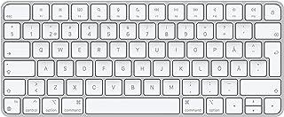 Apple Magic Keyboard (Senaste Modell) - svenskt - silver