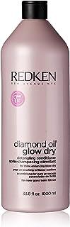Redken Diamond Oil Glow Dry Detangling Conditioner, 1000ml