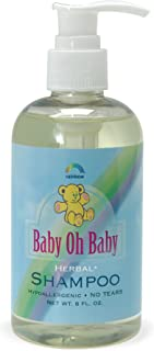 Rainbow Research, Baby Shampoo, 8 Ounce