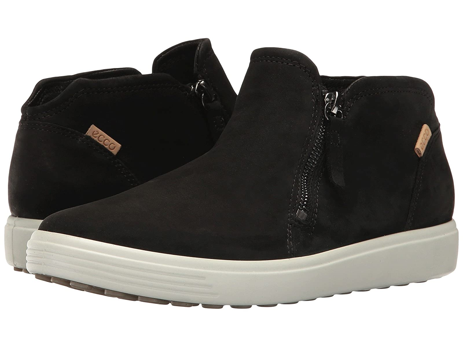 ECCO Soft 7 Low Cut Zip BootieAtmospheric grades have affordable shoes