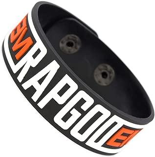 RockbandFan Eminem Wristband Rubber Bracelet v1