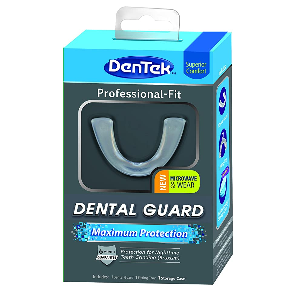 DenTek Professional Fit Dental Guard   Maximum Protection   1-Pack