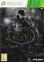 Xbox 360 - Arcania The Complete Tale - [PAL EU - NO NTSC]