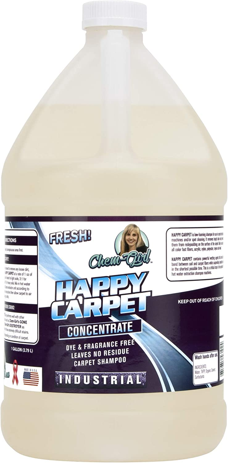Deep-Clean Carpet Shampoo Concentrate Freshens Brightens + R We OFFer at cheap prices Excellence