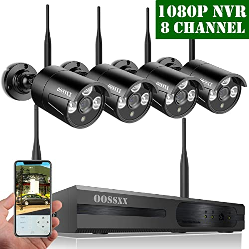 Best Home Security Camera System 2020.Home Security Camera Kit Amazon Ca