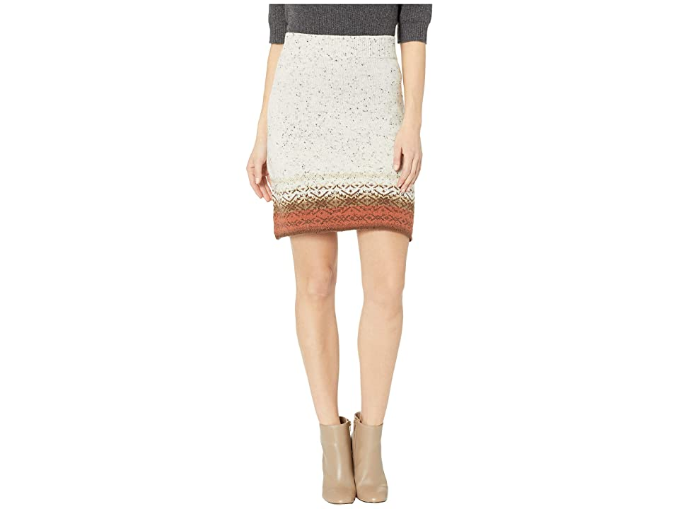 Aventura Clothing Ellie Skirt (Whisper White) Women
