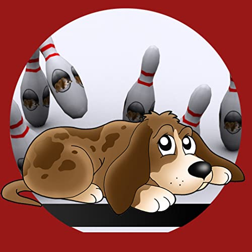 Dog Bowling für Kinder