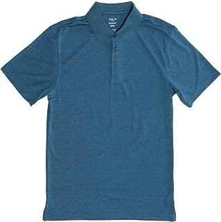 Men's Short Sleeve Cool 18 Printed Polo Shirt