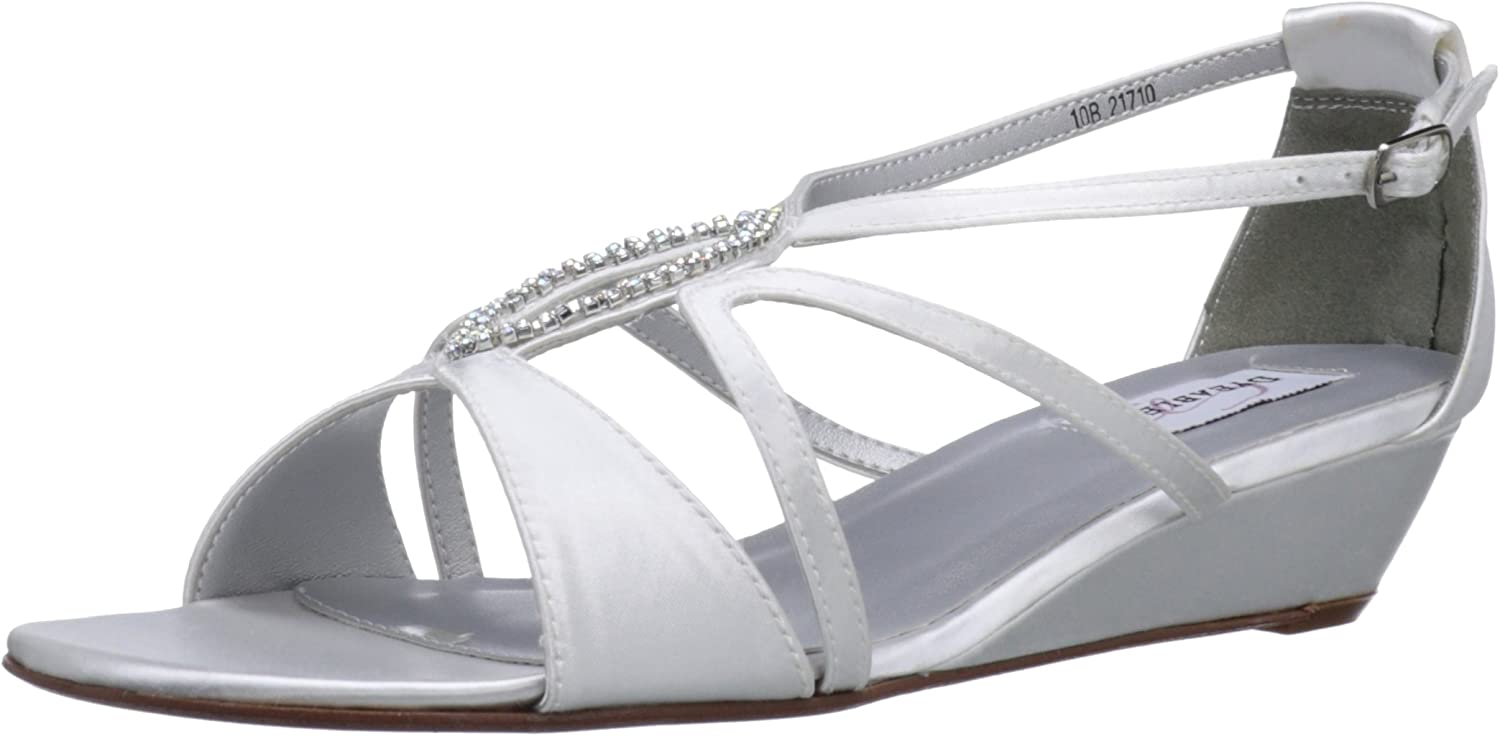Dyeables Women's Harper Leather Sandal