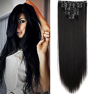 Clips pour extension cheveux prix