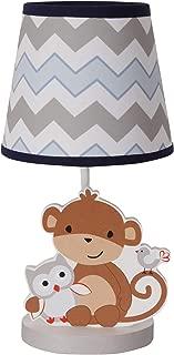 kids monkey lamp