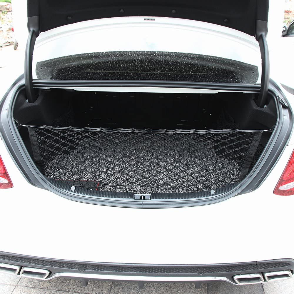AndyGo Car Rear Cargo OFFicial shop Net Sale SALE% OFF Universal Trunk Stretchable Adjustable