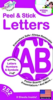 Best peel and stick vinyl letters and numbers Reviews