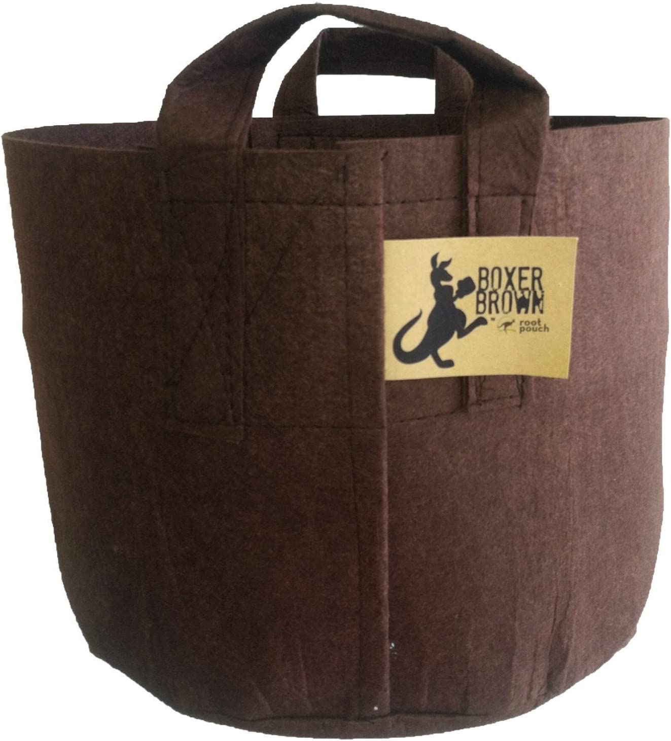 Root Pouch Max 63% OFF BEST Oakland Mall 7 GALLON 10 Fabric Garden Best Pack Aeration
