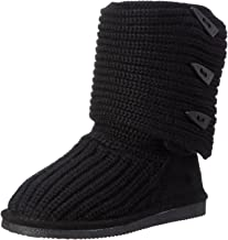 bearpaw women's knit tall boot