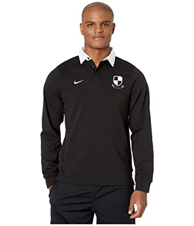 Nike SB Rugby Top (Black/White/White) Men