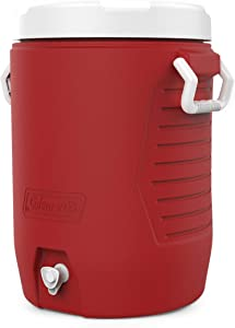 Coleman 5 Gallon Beverage Cooler (Pattern may vary)