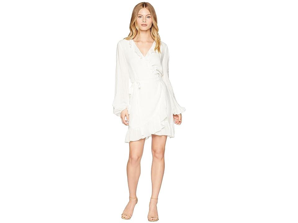 Paige Shawna Dress (White) Women