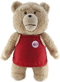 Ted Movie Cute Teddybär Plüsch Puppe Stofftier 48cm Kids Weihnachtsgeschenk