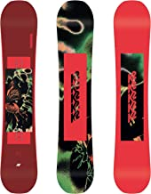 K2 Snowboarding dames snowboard Dreamsicle — design — 11F0017