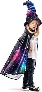 Little Adventures Wizard Costume Cape & Hat Sets