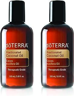doTERRA Fractionated Coconut Oil 3.8 oz (2 pack)