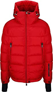 Moncler Luxury Fashion Mens 41884055399E453 Red Down Jacket   Fall Winter 19