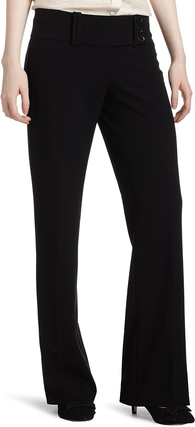 My Michelle Girls Big Printed Soft Pants with Elastic Waistband and Tassel Tie