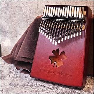 HENGTONGWANDA Thumb Piano, Kalimba, 17-tone Beginner Finger Piano, Kalingba Instrument (Size : D)