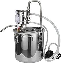 TXINLEI 5 Gal 20 Litres DIY Home Distiller Moonshine Alcohol Still Wine Making Device Kit Water Distiller Equipment