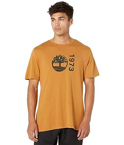 Timberland Short Sleeve Branded T-Shirt