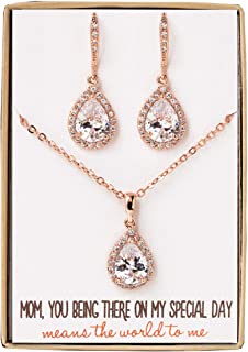 Best mother of the bride jewelry for wedding Reviews
