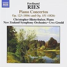 Piano Concertos Opp. 23 151