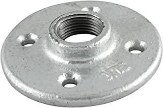 galv pipe flange