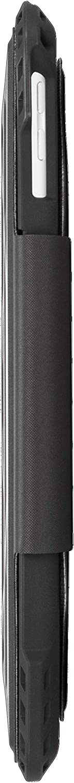 7th Generation iPad Pro Targus Pro-Tek THZ852GL Carrying Case for 10.5 Apple iPad iPad Air Black