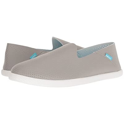 Native Shoes Malibu (Pigeon Grey/Shell White) Shoes