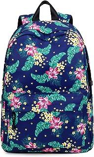 Waterproof Lightweight Girl Backpacks for School Children Printed Bookbag